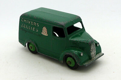 Dinky Toys  - Camion Chivers Jellies Trojan - Meccano Ltd England - Vintage Car