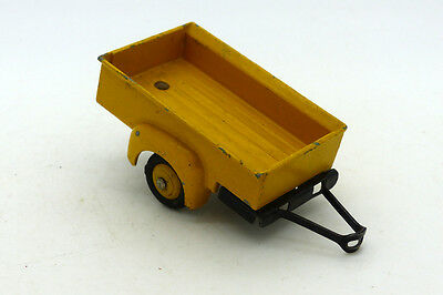 Dinky Toys  - Remorque Avec Attache - Meccano Made In France - Vintage Car