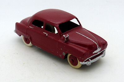 Dinky Toys  - Simca 9 Aronde Taxi Ref 24U - Meccano Made In France - Vintage Car