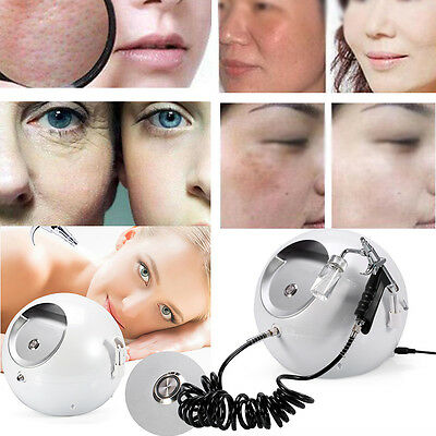Hydrate Oxygen Facial Injection SPA Spray Jet Facial skin Machine Anti Aging dy