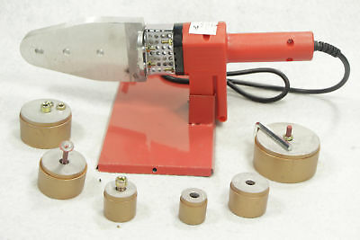 Electronic Thermostat Hot Melt Machine Welding Welder Water Pipes Fuser PPR
