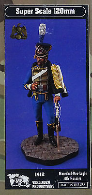 VERLINDEN PRODUCTIONS #1412 Marechal-Des-Logis 5th Hussars in 1:16