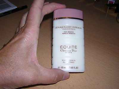 Christian Dior - Equite - Face and Eye Make up Remover large 50 ML