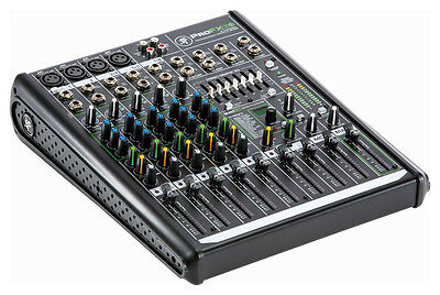 Mackie ProFX8v2 8 Channel Mixer with USB and FX (NEW)