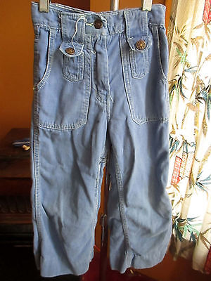 Sz 7 19x18 true Vtg 70s Girls DENIM HIPPIE PATCH BELLBOTTOM DISCO JEANS