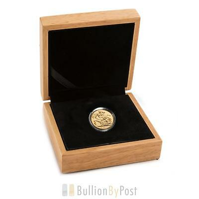 2017 Gold Full Sovereign Coin in Gift Box