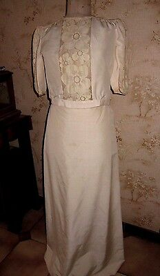 Vintage Edwardian Style Theatre Costume/Dress & Top