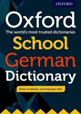 Oxford School German Dictionary by Oxford University Press (Paperback, 2017)