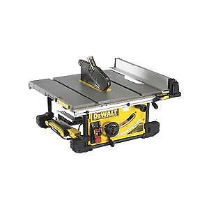 Dewalt Dwe7491 240 Volt Table Saw 250Mm (Reconditioned)