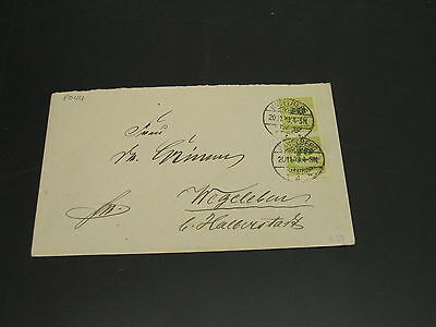 Germany 1923 Havelberg on cover *8044