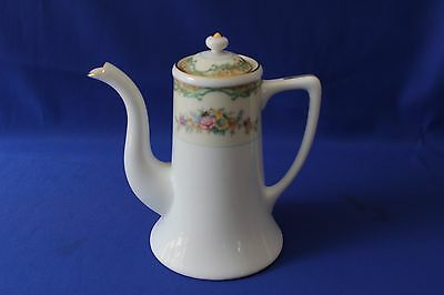 Vintage Noritake Coffee Pot
