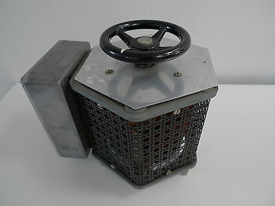 Variac Transformer Powerstat Superior Electric Co USA Type S649
