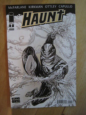 HAUNT  1. By TODD McFARLANE, ROBERT ( WALKING DEAD ) KIRKMAN.GRAPHIC! IMAGE 2009