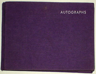 Wales  Rugby Union Autograph Book  Circa 2000/2  (53 Wales Autos)