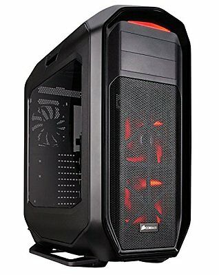 Corsair - Graphite Series 780T BigTower schwarz Computer and Zubehör > Hard NEU