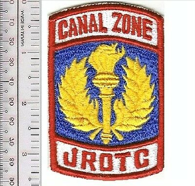 Canal Zone Balboa High School US Army, Junior ROTC Balboa, Zona del Panama