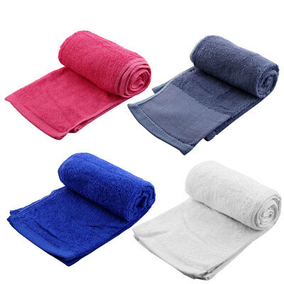 Cotton Blends Ultra Travel Swimming Hiking Camping Absorbent Quick Drying Towel