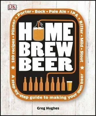 Home Brew Beer by Greg Hughes 9781409331766 (Hardback, 2013)