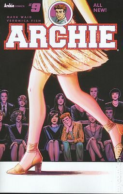 Archie (2015 2nd Series) #9A VF