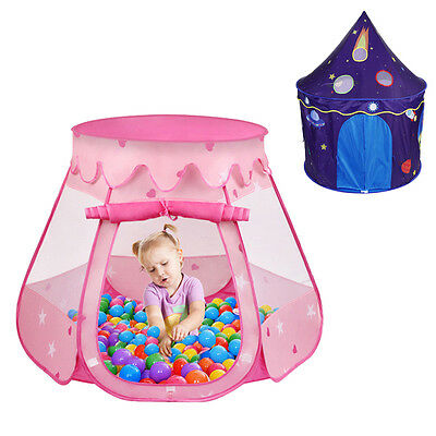 Tent Portable For Indoor and Outdoor 1-8 Years Old Children Game Play Toys Tent