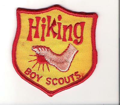 S7) Scouts Canada  - Activity Shields - Hiking