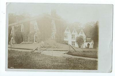 Herefordshire RP  of the White House Vowchurch @ 1912