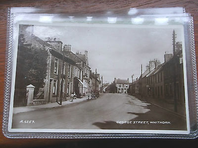 Whithorn-Post Card View Of George St