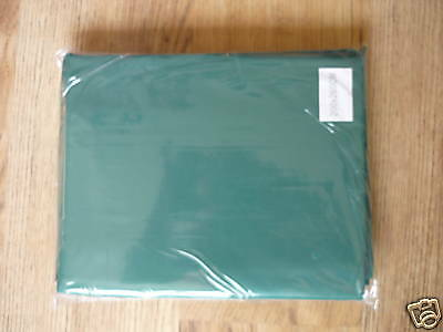 Luxury Green Shower Curtain Size 200 X 260 Cm £30 Rrp