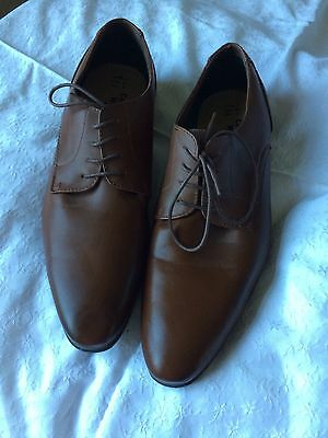 Cedar Wood State Lace Up Shoes - Size UK 11 - Brown