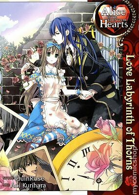 Alice in the Country of Hearts: Love Labyrinth of Thorns GN #1-1ST NM