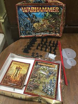 Warhammer - Island of Blood - Games Workshop - Boxed    #650