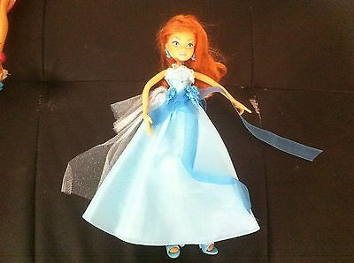 Bloom Fiancailles Robe De Bal    Poupee Winx        Winx  Doll  First Wave   M26