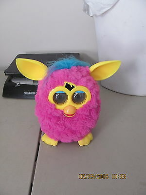 Pink, Yellow & Blue Furby