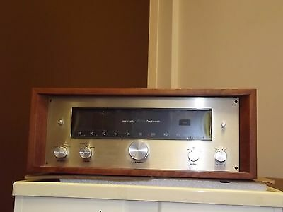 Marantz 10B tube Tuner in Amazing Condition with Wood case