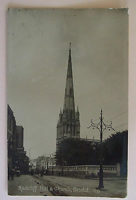 VINER RP Postcard c.1915 REDCLIFF HILL & CHURCH BRISTOL