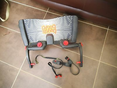 lascal buggy board with connectors and strap