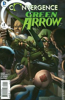 Convergence Green Arrow (2015 DC) #1A NM
