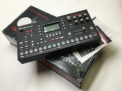 Elektron Octatrack with box and manual Synthesizer Sampler
