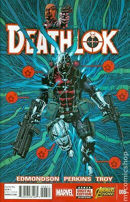 Deathlok (2014 4th Series) #6 NM