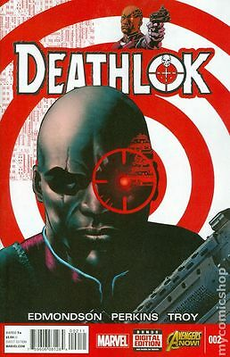 Deathlok (2014 4th Series) #2A NM