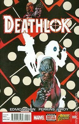 Deathlok (2014 4th Series) #4A NM