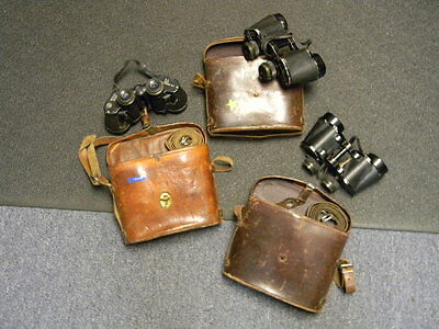 "Super Deal! Luxembourg Army 8X38 Binocular With Leather Case Sold ""as Is""."