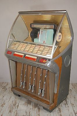 Jukebox Seeburg Modell R