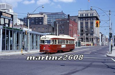 Orig. Traction/trolley Slide Ttc (Toronto) 4599