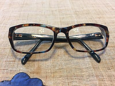 Womens' Designer Prada Eyeglass Frames/great Condition/hinges/comes With Case