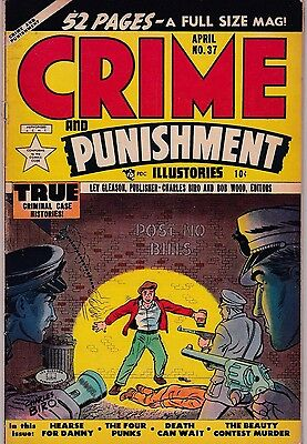 Crime And Punishment   # 37  1951   Gangsters