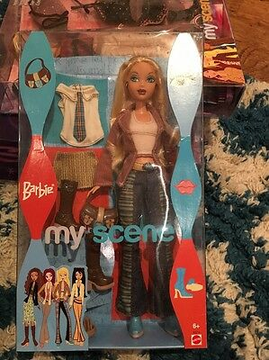 My Scene Barbie