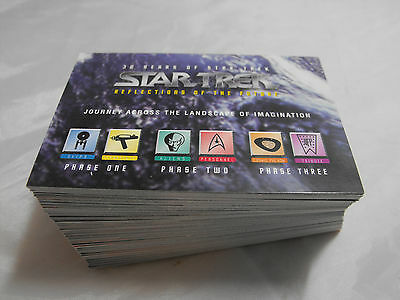 Star Trek 30 Years Phase 2 Basic Set