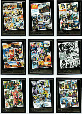 Doctor Who The Definitve Collection Series 2 Set Of 13 Foil Art Cards