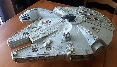 Vintage Star Wars MILLENNIUM FALCON  ESB (very nice example!)  US ONLY!!